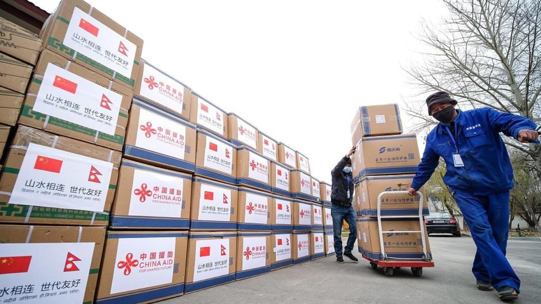 चीनबाट आज आइपुग्यो ४४ लाख डोज भेरोसेल खोप