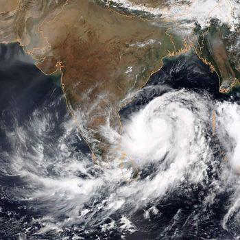 नेपालमा गुलाव चक्रवातको असर आजदेखि, हल्कादेखि मध्यम खालको वर्षा हुने