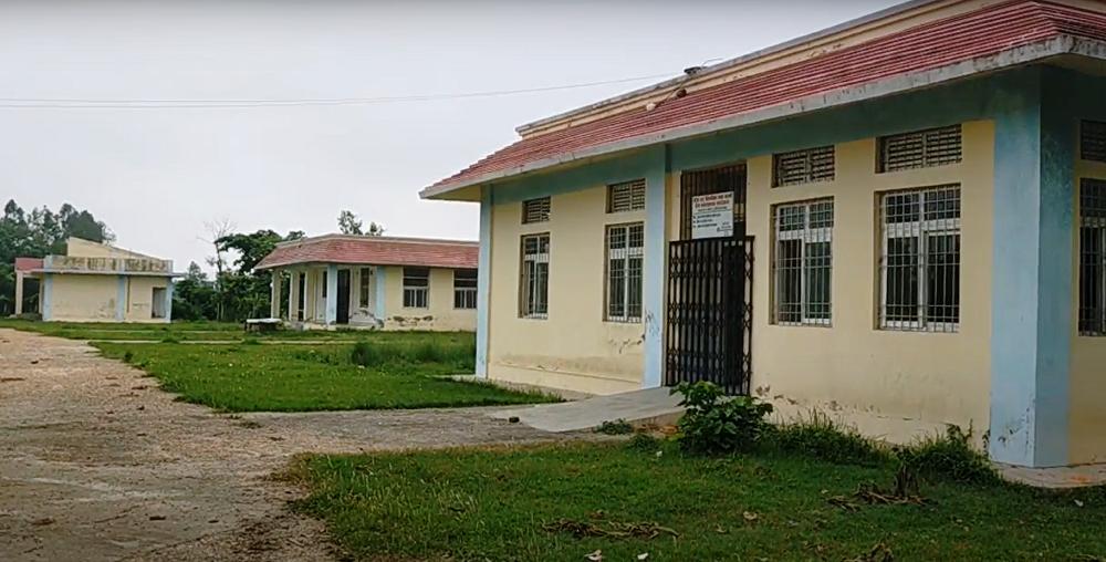 करोडौं खर्चेर बनाइएको अस्पताल प्रयोगमै आएन, संरचना जीर्ण बन्दै