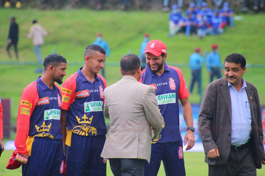 ललितपुरविरुद्ध चार खेलमा काठमाडौंको पहिलो जित