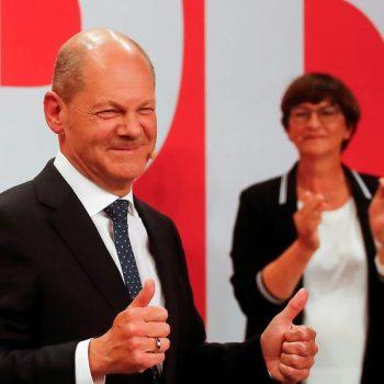 जर्मनी चुनाब : मध्यबामपन्थी दल एसडीएफले झिनो मतान्तरले जित्यो चुनाब, सरकार गठनको गृहकार्य सुरु