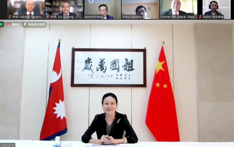 चीनद्वारा विश्व विकास सहायता संयन्त्रमा सहभागि हुन नेपाललाई प्रस्ताव