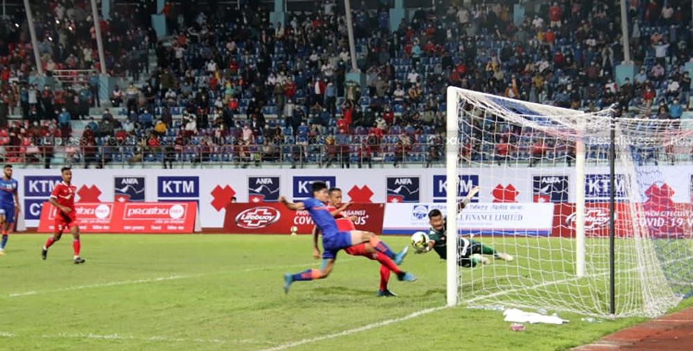 नेपाल र भारतबीच दोस्रो मैत्रीपूर्ण खेल आज, कप्तान किरणले कीर्तिमान बनाउँदै