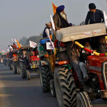 कृषि कानून खारेजीको माग गर्दै आजदेखि देशव्यापी प्रदर्शनमा उत्रिए भारतीय किसान