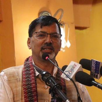 जनार्दन शर्मा भन्छन्– प्रचण्डपथ छाडेदेखि माओवादीमा विघटन शुरु भयो