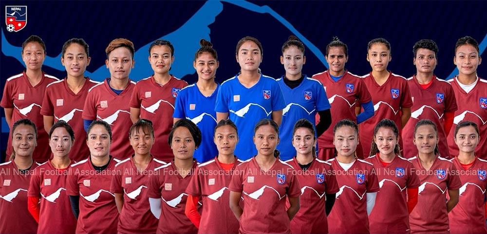 नेपालको एएफसी महिला एसियन कप खेल्ने सपना अधुरै