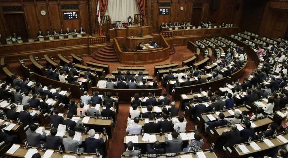 जापानमा अक्टाेबर ४ तारिख नयाँ प्रधानमन्त्री चयन हुने, संसदको विशेष अधिवेशन आव्हान