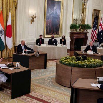 खुला इन्डो-प्यासिफिक बनाउन चीनलाई दबाब दिने क्वाड बैठकको निर्णय