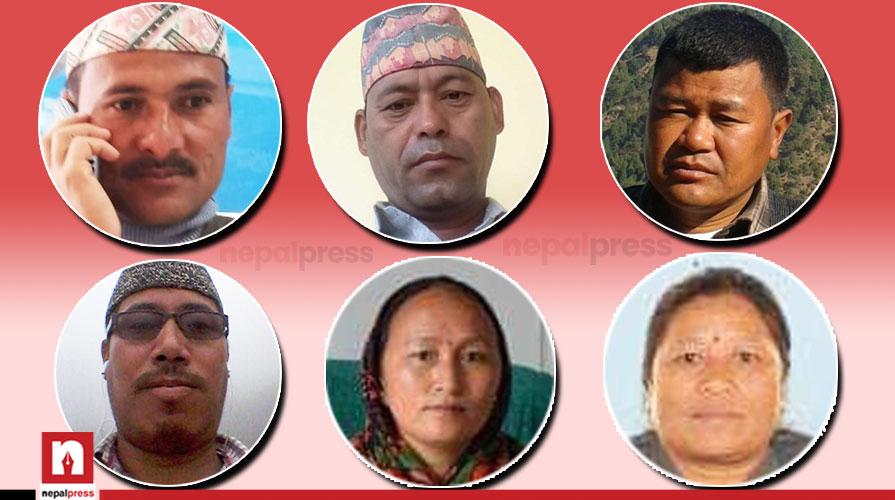रोल्पाका एमाले जनप्रतिनिधि सबै मूल पार्टीमै (सूचीसहित)