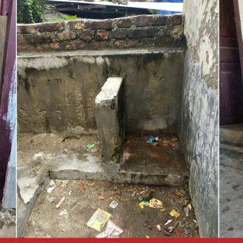 शौचालयको दुखः महिनावारी हुँदा विद्यालय नै जाँदैनन् छात्रा