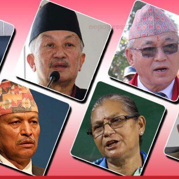 एमालेमा ३ उपाध्यक्ष: कसरी होला ६ जना हाइप्रोफाइल नेताको व्यवस्थापन ?