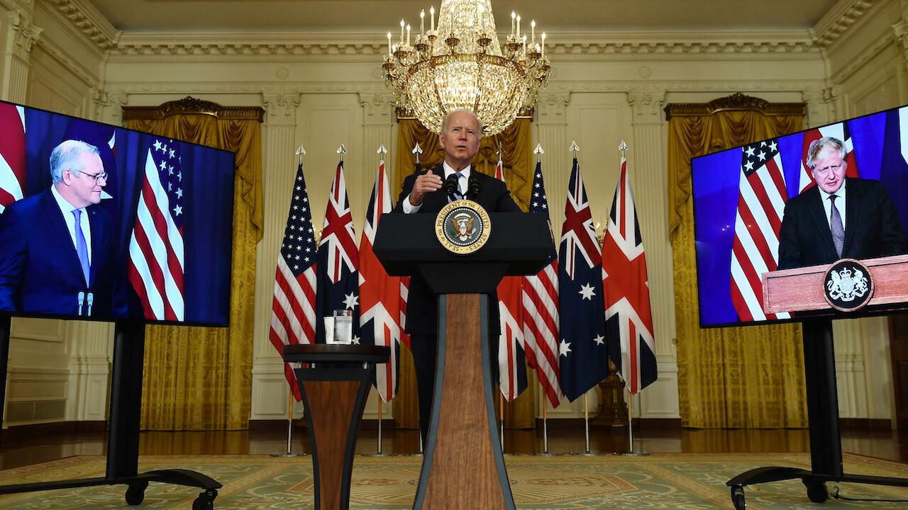 चीनविरुद्ध अमेरिका, बेलायत र अष्ट्रेलियाले घोषणा गरे 'अकुस' गठबन्धन