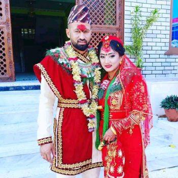 विवाह बन्धनमा बाँधिए क्रिकेटर विनाेद भण्डारी