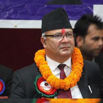 माधव नेपालका भाइ पनि नेकपा एसको केन्द्रीय सदस्य मनोनित