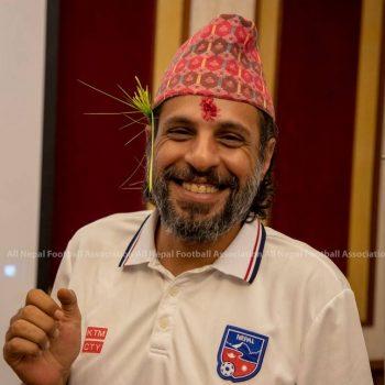 प्रशिक्षक अब्दुल्लाह अल्मुताइरी नेपाल फर्किन तयार