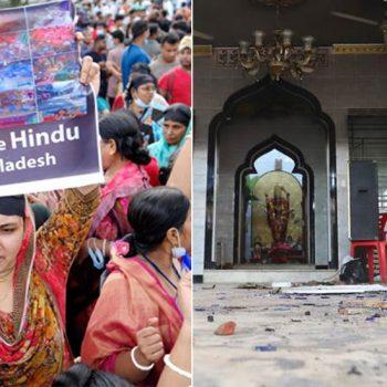 बंगलादेशमा किन चर्कियो धार्मिक दंगा ? हिन्दुमाथिको ज्यादति रोक्न राष्ट्रसंघको अपिल