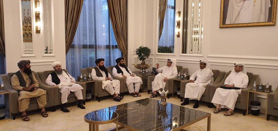 अमेरिका र तालिबानबीच दोहामा वार्ता : अफगान वित्तीय सम्पत्ति नरोक्न आग्रह