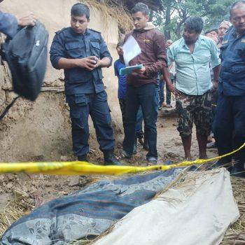 कन्चनपुरमा हात्तीको आक्रमणबाट २ जनाको मृत्यु