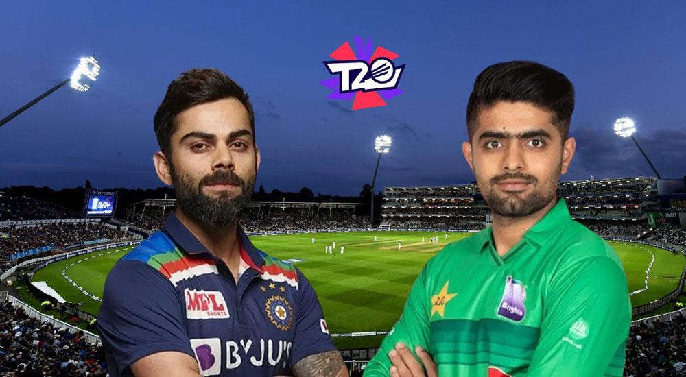 ट्वान्टी-२० विश्वकपमा भारत र पाकिस्तानको खेल आज