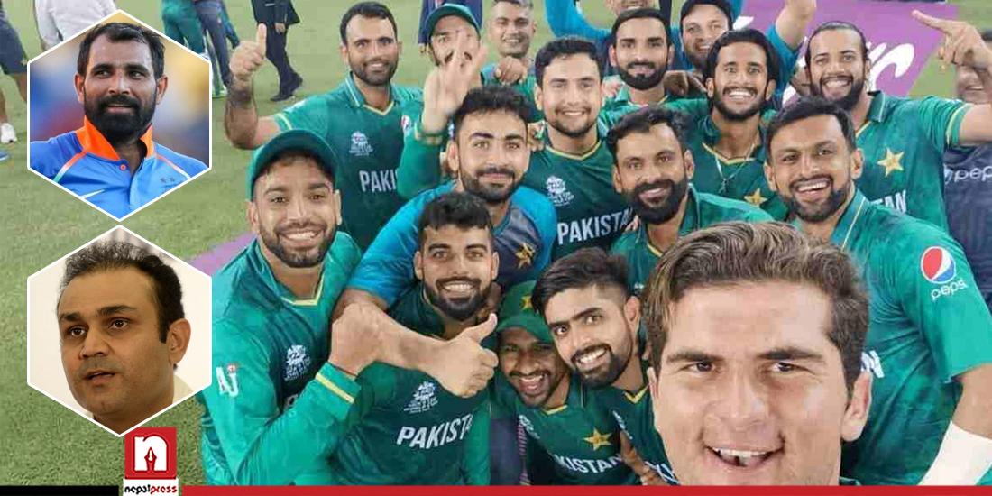 इतिहास, धर्म र क्रिकेटः पाकिस्तानले जित्दा बंगलादेशमा हर्षोल्लास, भारतीयको निशानामा मुस्लिम खेलाडी
