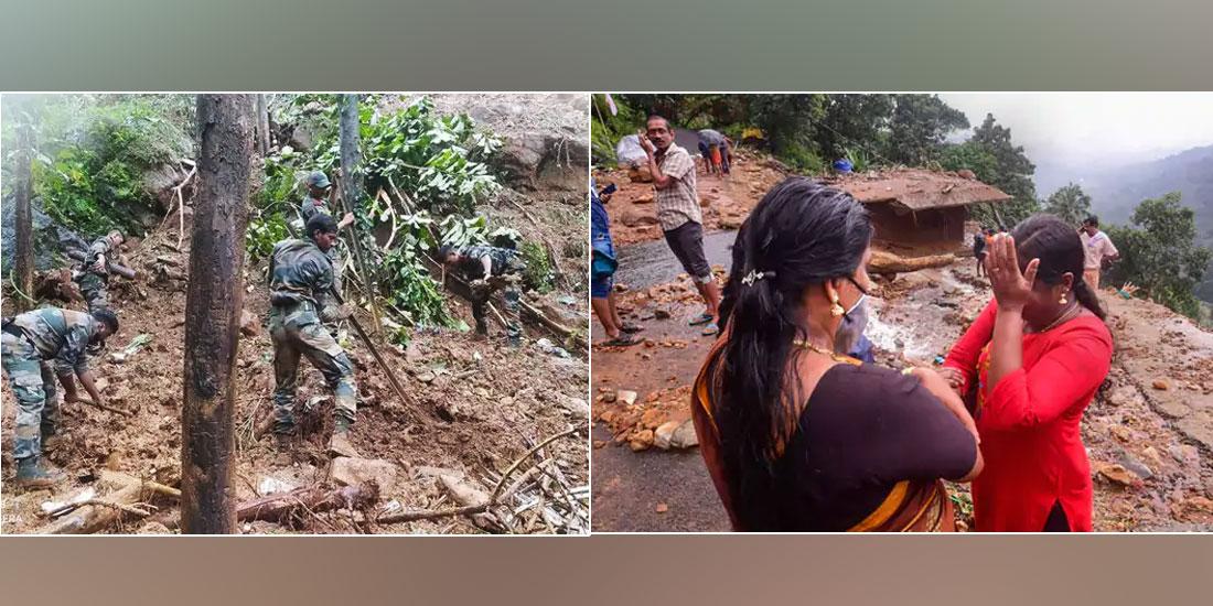 भारतको केरलामा बाढीबाट २६ को मृत्यु, कैयौँ बेपत्ता