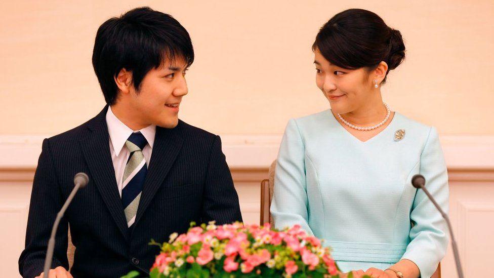 जापानी राजकुमारीले गरिन् प्रेमीसँग बिहे, गुम्यो शाही परिवारको हैसियत