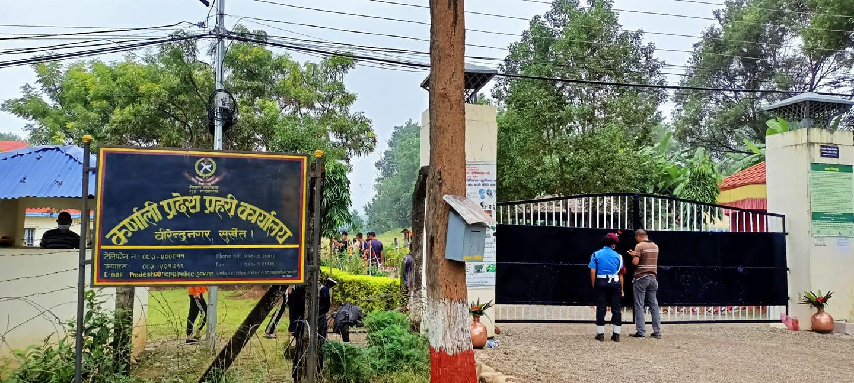 कर्णालीमा पर्वलक्षित सुरक्षा योजनाः सबै जिल्लामा कमाण्ड सेन्टर, ४ हजार बढी प्रहरी परिचालन