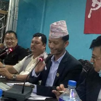 लुम्बिनीमा नेकपा एसले १ सय ६१ सदस्यीय प्रदेश कमिटीलाई दियो अन्तिम रूप