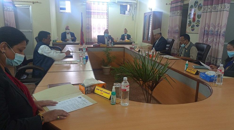 सरकार गठन भएको २ महिनापछि लुम्बिनीमा आज मन्त्रिपरिषद विस्तार हुँदै
