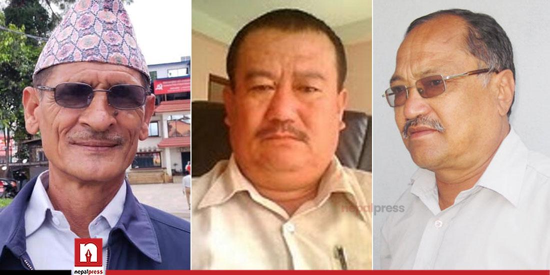 एमालेकै शैलीमा माओवादी संरचना, केन्द्रमा बने तीन आयोग र जेष्ठ कम्युनिस्ट मञ्च