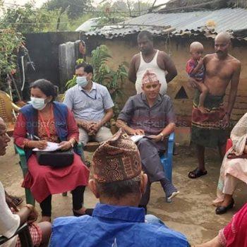 मोतीपुर घटनामा मानवअधिकारकर्मीको चासो