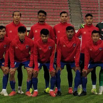 यु-२३ फुटबल: इन्डोनेसियासँग २-० ले हार्यो नेपाल