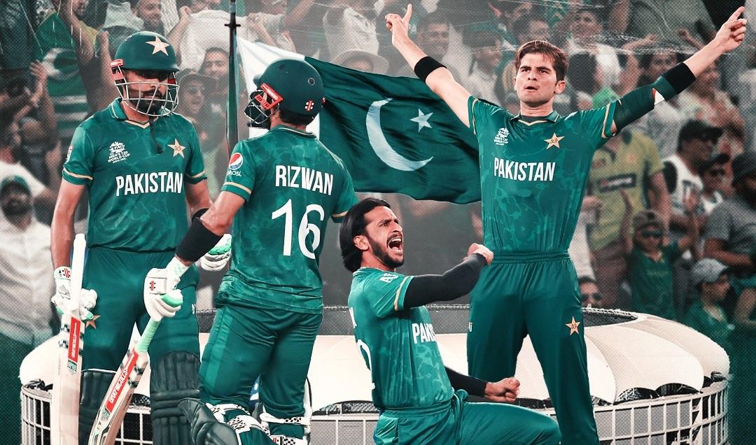 टी-२० विश्व कप: भारतमाथि पाकिस्तानको शानदार जित