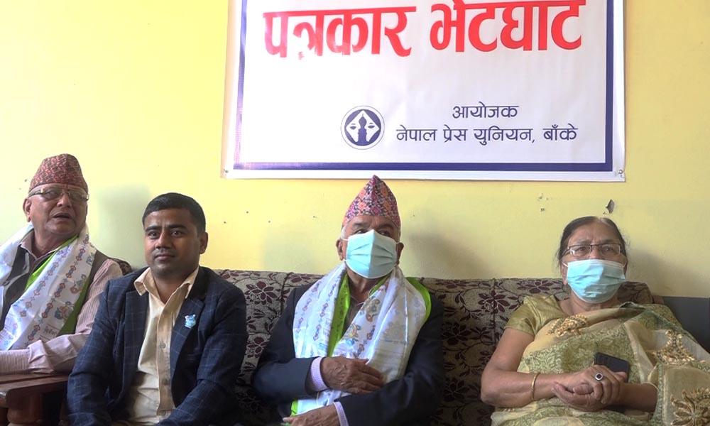 दलहरूको सत्ताकेन्द्रित ध्यानले मुलुक अस्थिरताको भुमरीमा फस्यो : रामचन्द्र पौडेल