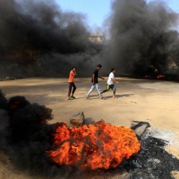 सैन्य कूविरुद्ध सुडानमा देशव्यापी प्रदर्शन सुरु, अन्तर्राष्ट्रिय समुदायबाट भत्र्सना (तस्बिरहरु)