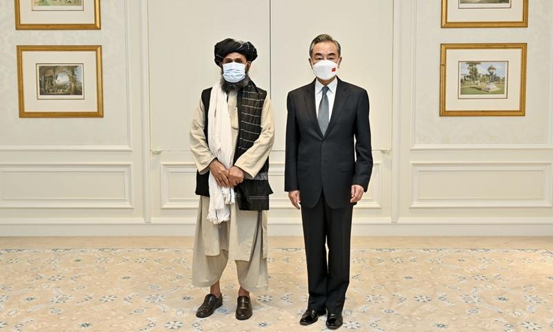 विदेशमन्त्री यी र तालिबान नेताबीच भेटवार्ता : अफगान भूमि चीनविरुद्ध प्रयोग हुन नदिने प्रतिबद्धता