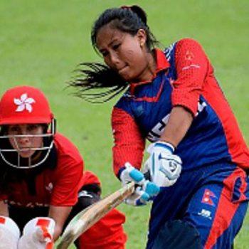 एसियाली छनोट खेलका लागि रुबिनाको कप्तानीमा २४ महिला क्रिकेटर छनोट