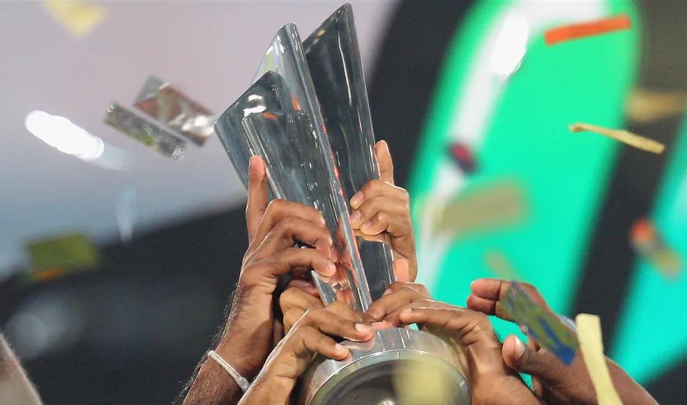 आईसीसी ट्वान्टी-२० विश्व कप आजदेखि